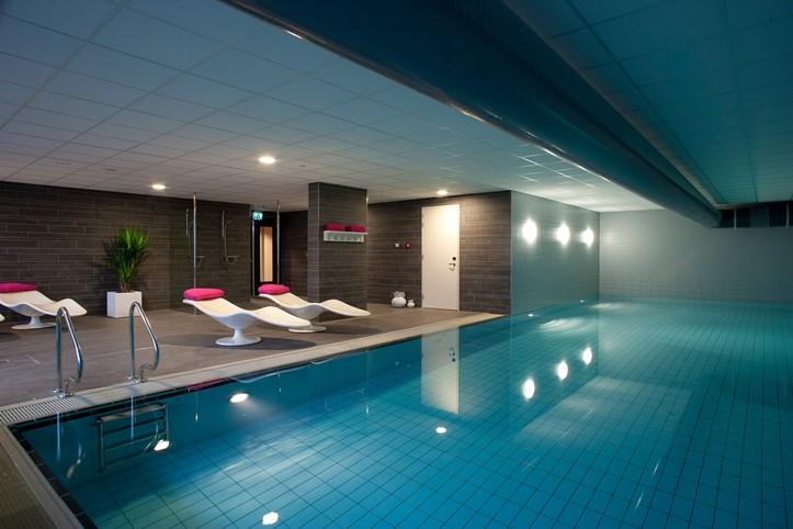 Pool - WestCord Fashion Hotel Amsterdam - Westcord Hotels