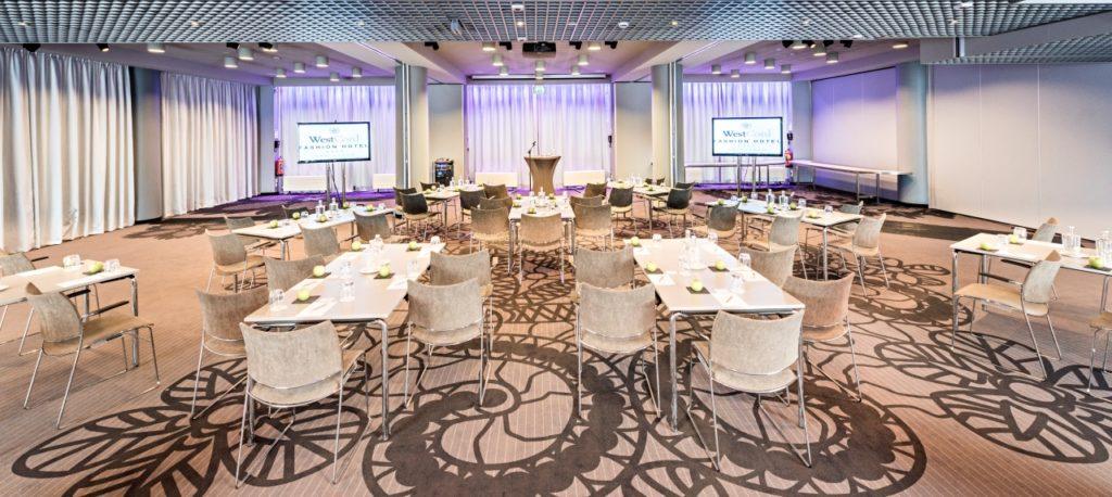 WestCord Fashion Hotel Amsterdam Fashion lounge - Westcord Hotels