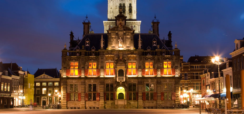 Stadhuis van Delft - Westcord Hotels