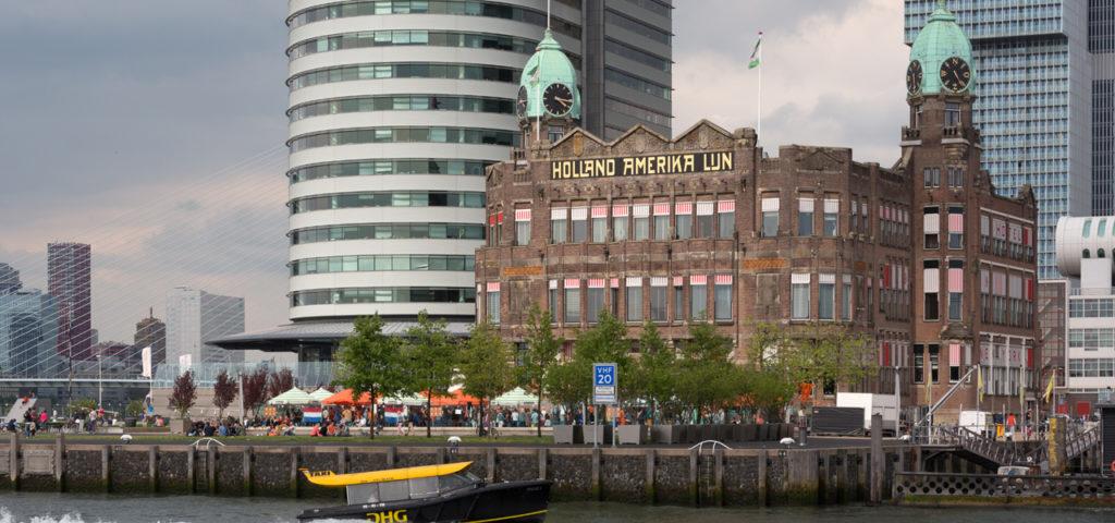 Rotterdam Dubbelop Arrangement - WestCord Hotels