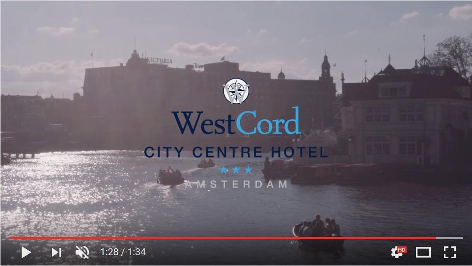 Bekijk onze hotelfilm! - Westcord Hotels
