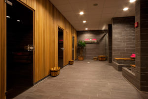 Sauna Fashion Hotel Amsterdam - Westcord Hotels