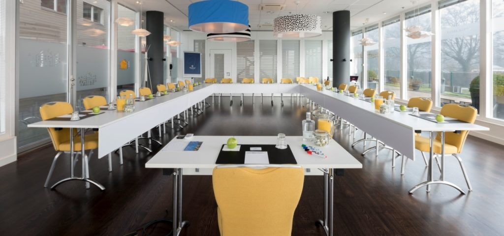 Vergaderzaal WestCord Hotel Delft - Westcord Hotels