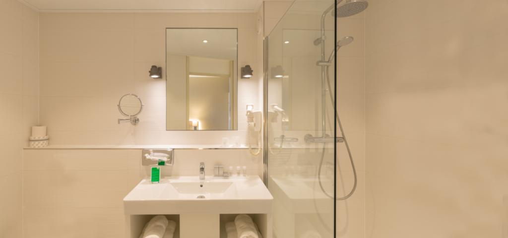 WestCord Hotel Noordsee badkamer - Westcord Hotels