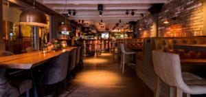 ZeeVaert Bar & Rotisserie - Westcord Hotels