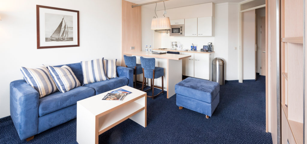 Appartement in Hotel Noordsee Ameland - Westcord Hotels