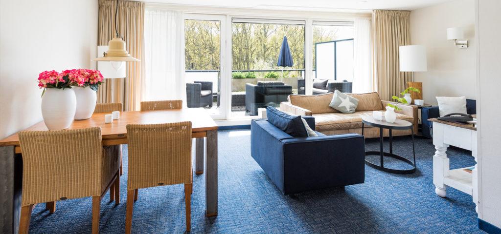 Appartement in Residentie Boschrijck op Terschelling - Westcord Hotels