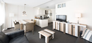Appartement Medium in Strandhotel Seeduyn op Vlieland - Westcord Hotels