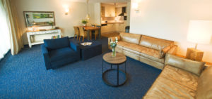 Extra Large apartment - WestCord Hotels