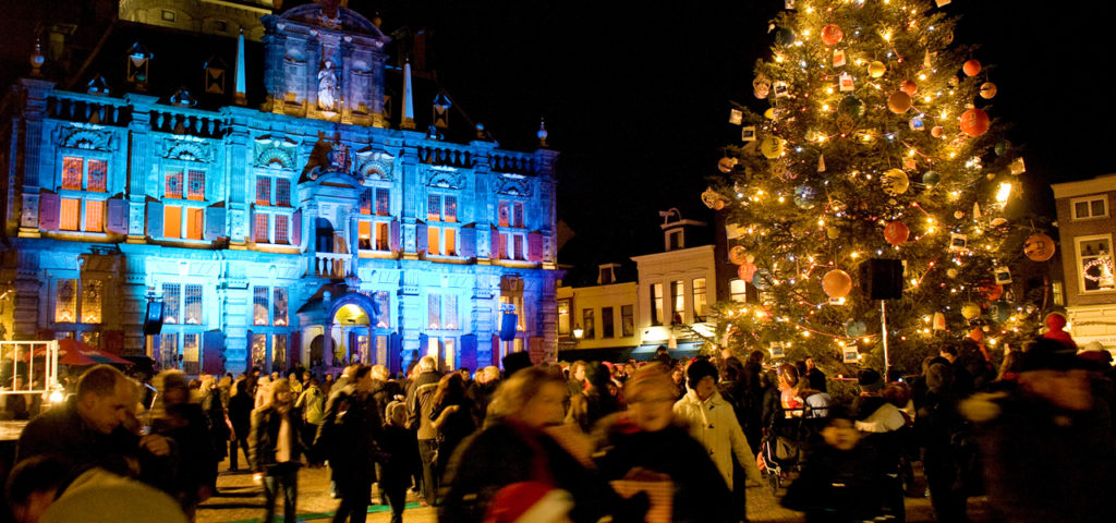 Kerst in Hotel Delft - Westcord Hotels