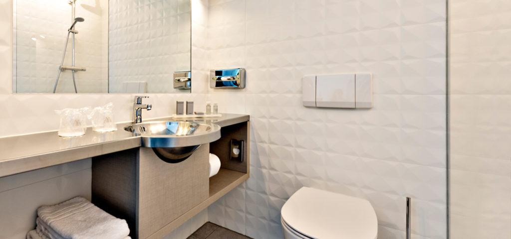Badkamer Art Hotel Amsterdam *** - Westcord Hotels
