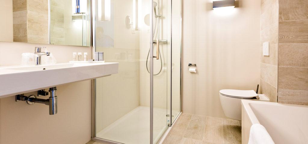 Badkamer Hotel Schylge op Terschelling - Westcord Hotels