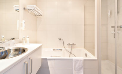 HDW – Superior Kamer zeezijde - WestCord Hotels