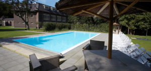 Buitenzwembad Hotel De Veluwe - Westcord Hotels