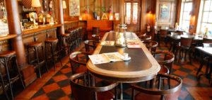 Café 't Praethuys naast Hotel De Wadden op Vlieland - Westcord Hotels