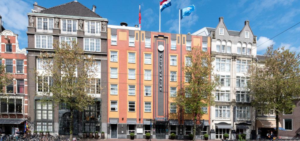 Reisinformatie WestCord City Centre Hotel Amsterdam - WestCord Hotels