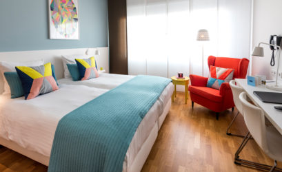 Comfort Plus Kamer - WestCord Hotels