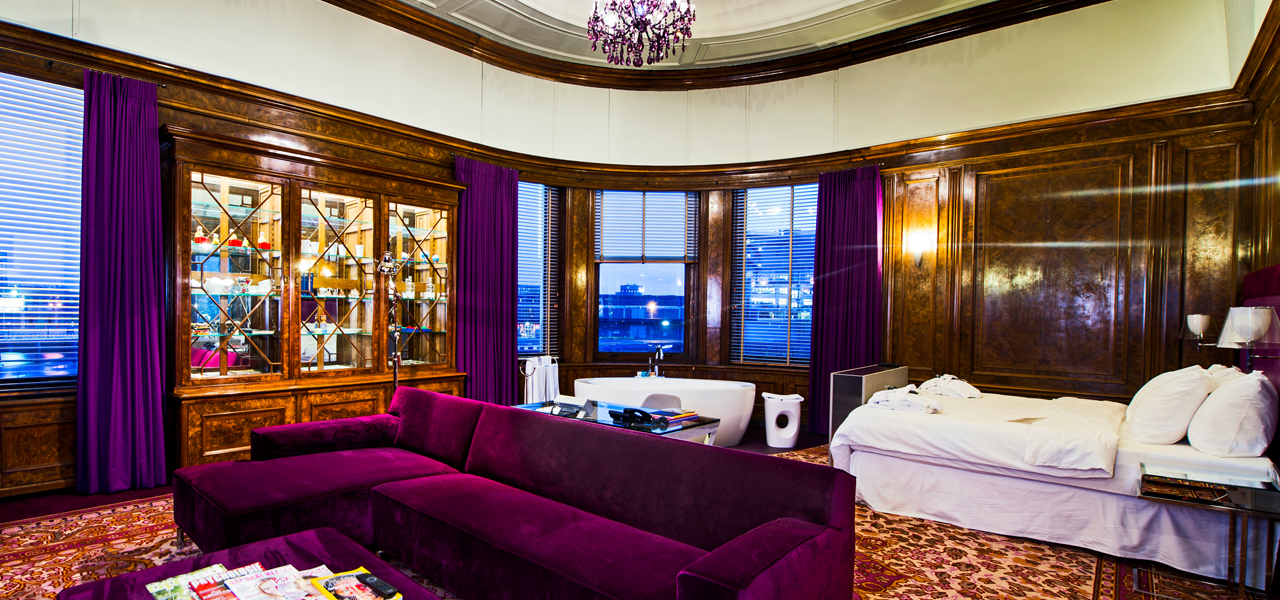 Hotel Amsterdam  Personen