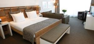 Superieur Deluxe kamer Zeezijde Strandhotel Seeduyn op Vlieland - Westcord Hotels