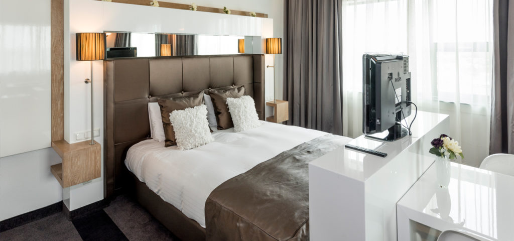 Hotelkamer WTC Hotel Leeuwarden - Westcord Hotels