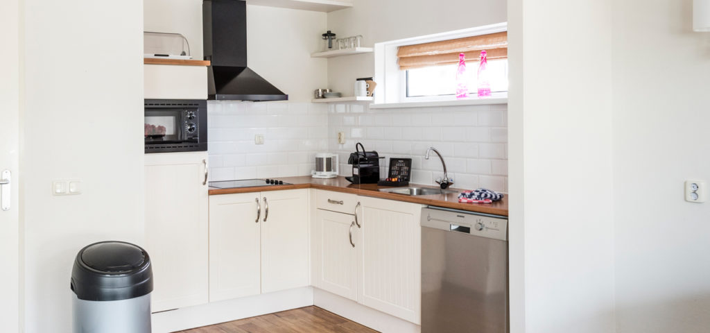 Keuken Residentie Boschrijck op Terschelling - Westcord Hotels