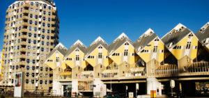Kubuswoningen in Rotterdam - Westcord Hotels