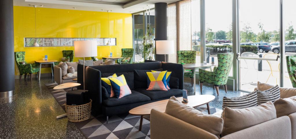 Lobby Hotel Delft - Westcord Hotels