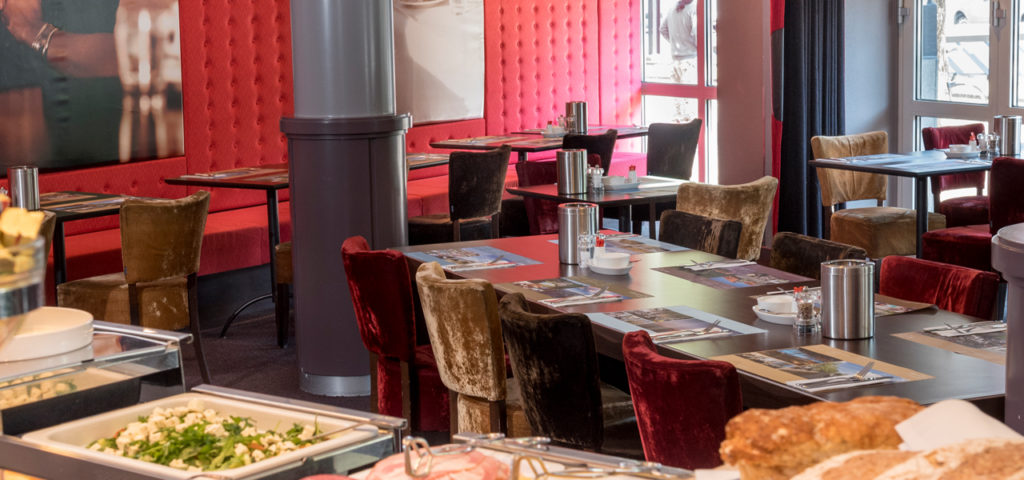 Ontbijtrestaurant City Centre Hotel Amsterdam - Westcord Hotels