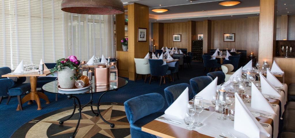 Restaurant Entre Deux Mers Strandhotel Seeduyn - Westcord Hotels