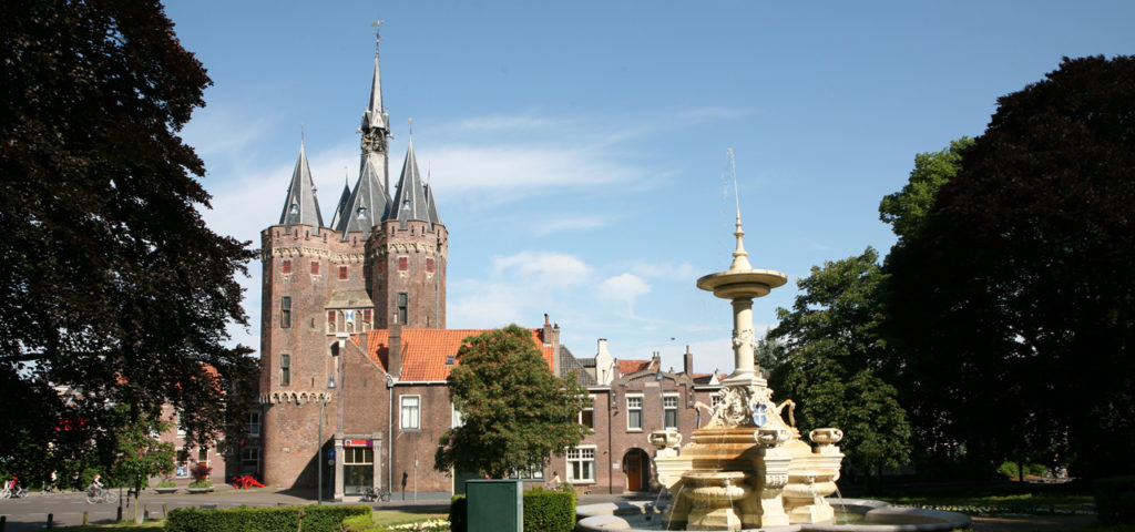 Sassenpoort in Zwolle - Westcord Hotels