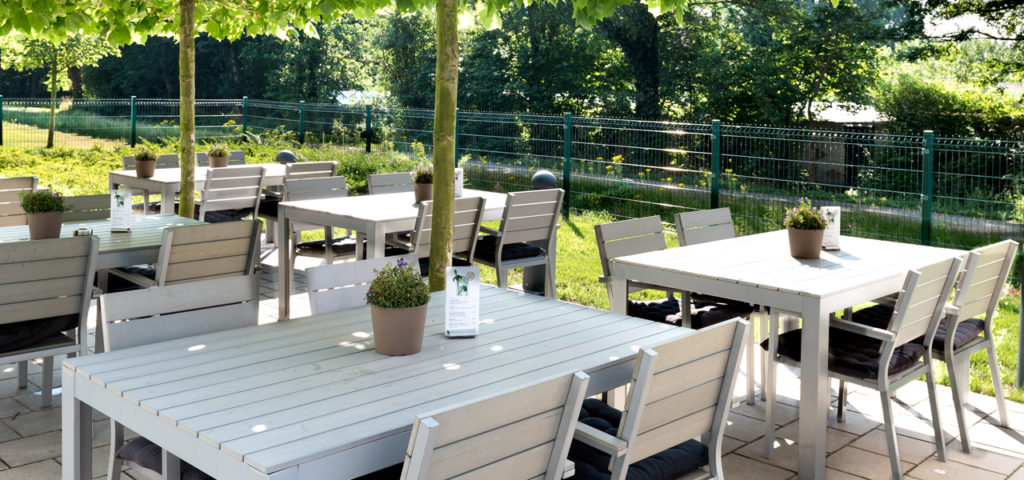 Terras Hotel Delft - Westcord Hotels