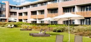 Tuin Hotel Noordsee Ameland - Westcord Hotels