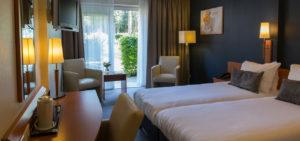 Twin Kamer met terras WestCord Hotel de Veluwe Garderen - Westcord Hotels