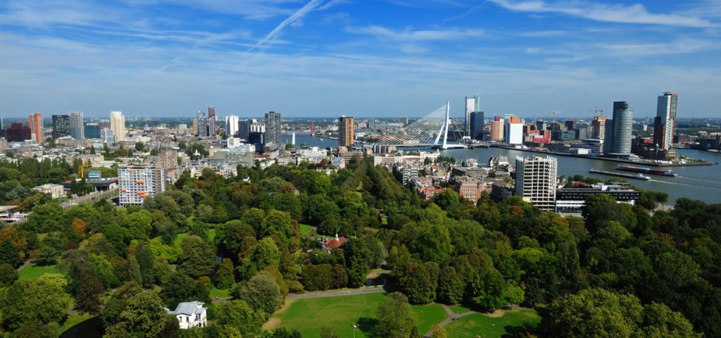 Ervaar Rotterdam - WestCord Hotels