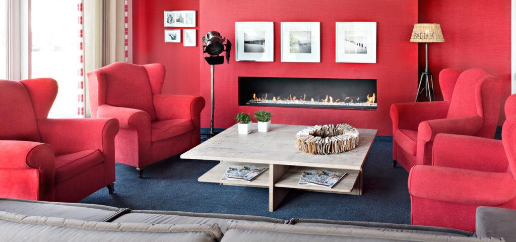 Vuurtoren Lounge Strandhotel Seeduyn op Vlieland - Westcord Hotels