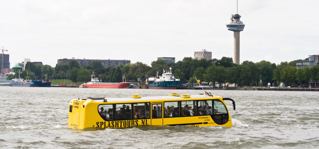 Waterbus Rotterdam - Westcord Hotels