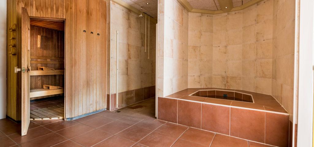 Sauna Hotel Schylge op Terschelling - Westcord Hotels