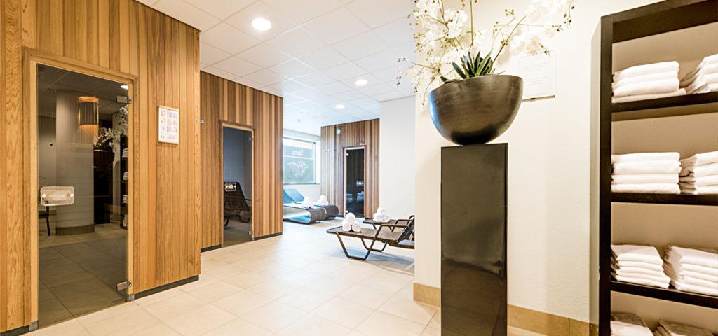 Sauna & wellness WTC Hotel Leeuwarden - Westcord Hotels