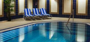 Zwembad Residentie Vlierijck Vlieland - Westcord Hotels
