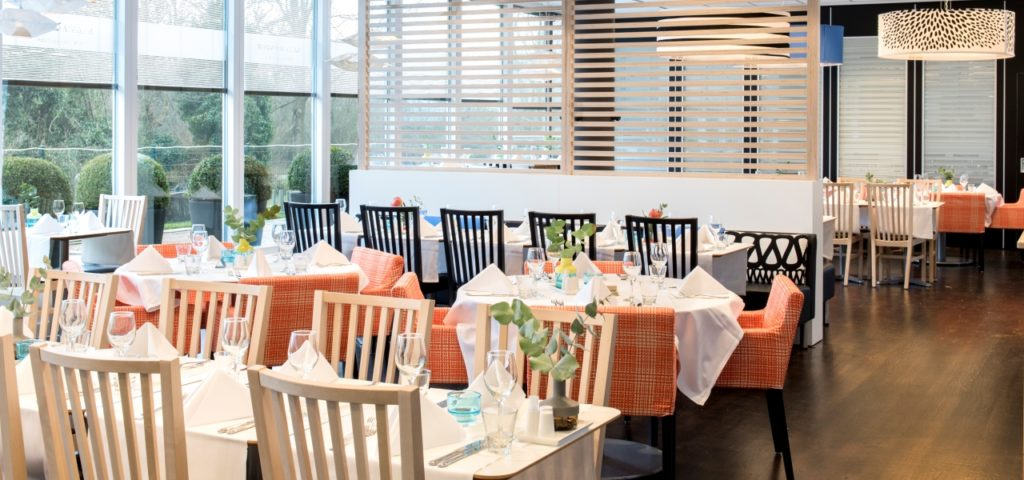 Restaurant in WestCord Hotel Delft - Westcord Hotels