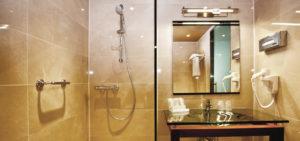 Badkamer WTC Hotel Leeuwarden - Westcord Hotels