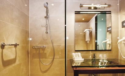 WTC – Comfort Deluxe Kamer - WestCord Hotels