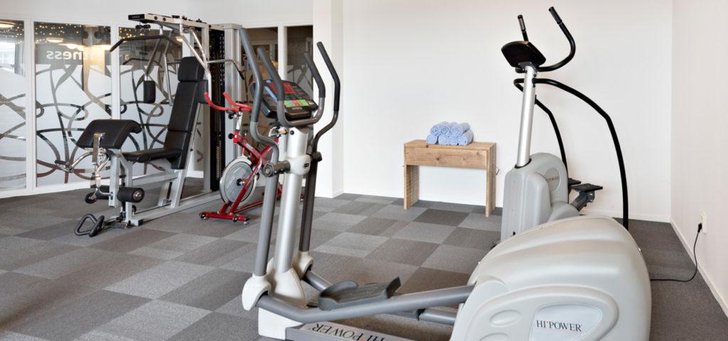 Fitness bij WestCord Strandhotel Seeduyn - Westcord Hotels