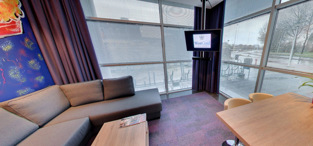 360º foto Appartement Art Hotel Amsterdam **** - Westcord Hotels