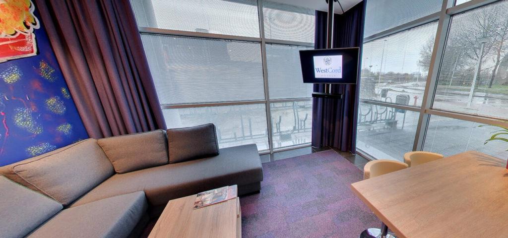360º foto Appartement Art Hotel Amsterdam **** - Westcord Hotels