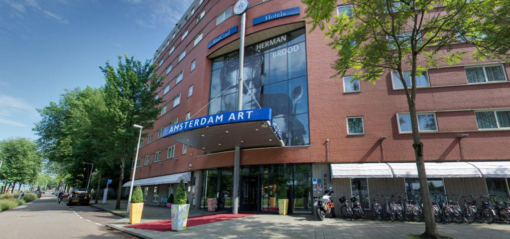 Stagiair(e) Duty Manager Art Hotel Amsterdam - WestCord Hotels