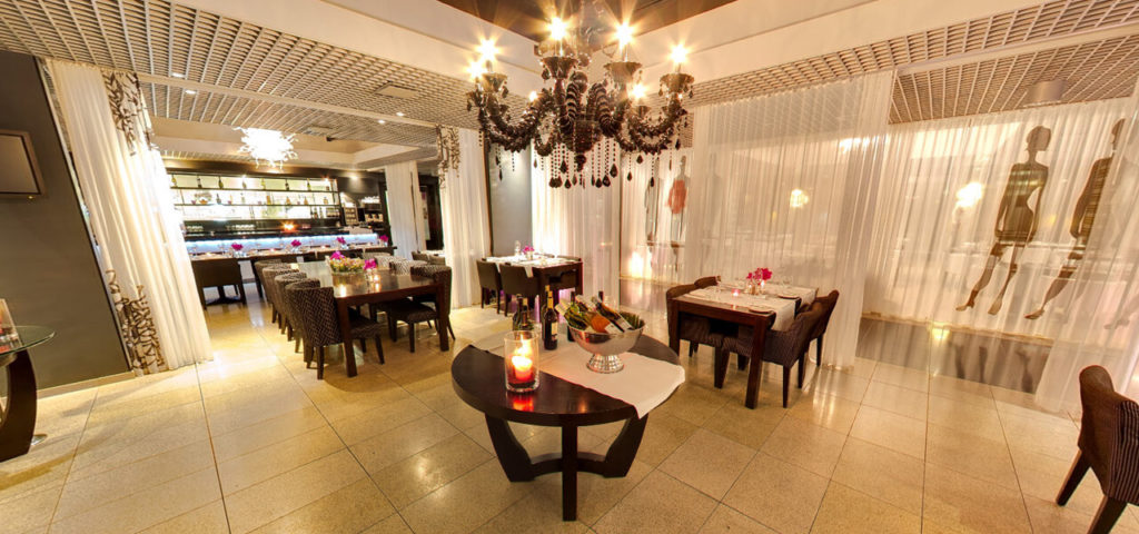 360º foto Fashion's Restaurant Fashion Hotel Amsterdam - Westcord Hotels