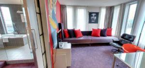 360º foto Herman Brood Suite Art Hotel Amsterdam **** - Westcord Hotels