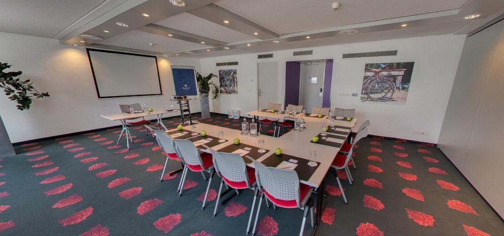 360º foto vergaderzaal Sand Art Hotel Amsterdam - Westcord Hotels