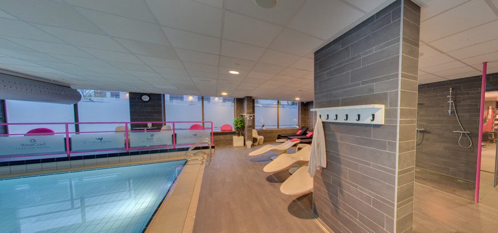 360º foto The Wellness Garden Amsterdam in Fashion Hotel Amsterdam - Westcord Hotels